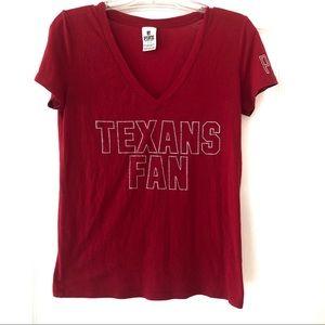 NFL Pink Texas T-Shirt